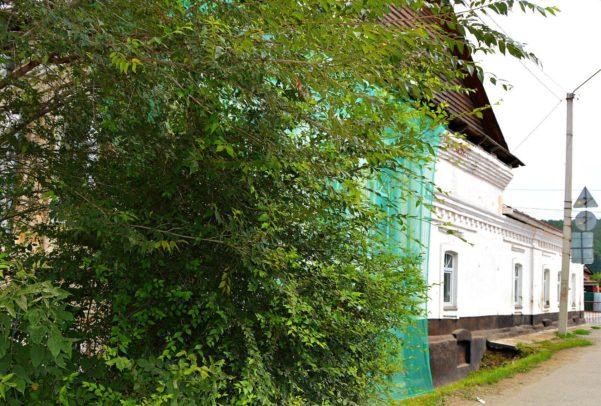 Усадьба Бодунова в г. Горно-Алтайске