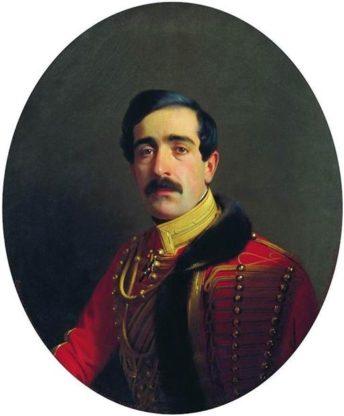Семен Давыдович Абамелек-Лазарев