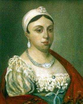 Мария Львовна Расторгуева (Харитонова) 1796-1870 гг.