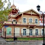 Дом Ф.Ф. Штумпфа в Омске