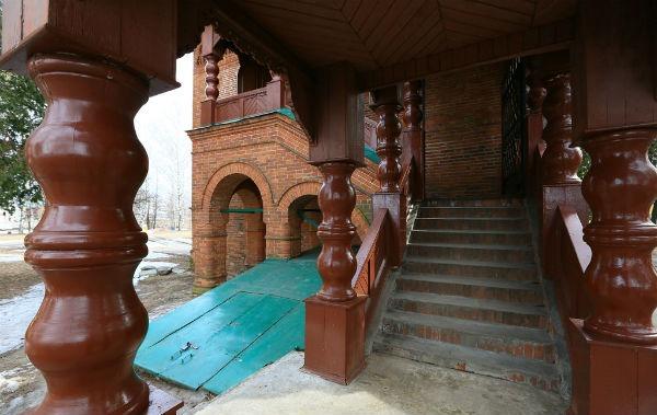 Палаты царевича Дмитрия в Угличе