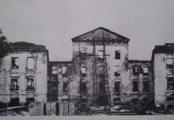 Кикины палаты после войны