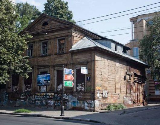 Дом М.Ф. Щелокова в Нижнем Новгороде