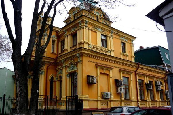 Усадьба купца Рубежанского в Краснодаре