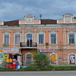 Дом купца Жарова в Миассе