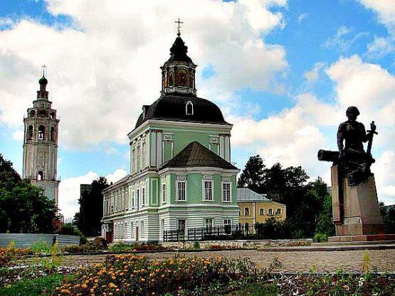 Музей-некрополь Демидовых в Туле