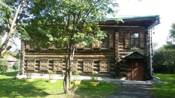 Дом Худояровых Нижний Тагил