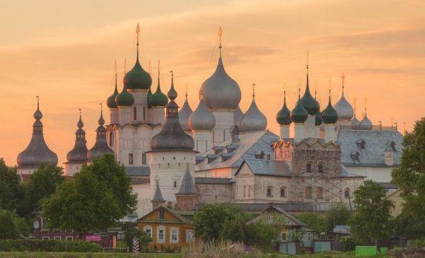Кремль Ростов Велики