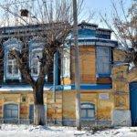Прогулки по Шадринск. Дом купца Густомесова