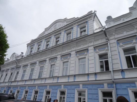 Особняк Поклевских-Козелл в г. Екатеринбург