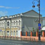 Усадьба купца Колмогорова г.Тюмень