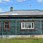 Дом в котором родился Савва Иванович Мамонтов г. Ялуторовск
