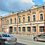 Дома купцов Воробейчиковых в Тюмени и Ялуторовске