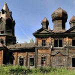 Церковь Николая Чудотворца д. Монастырь