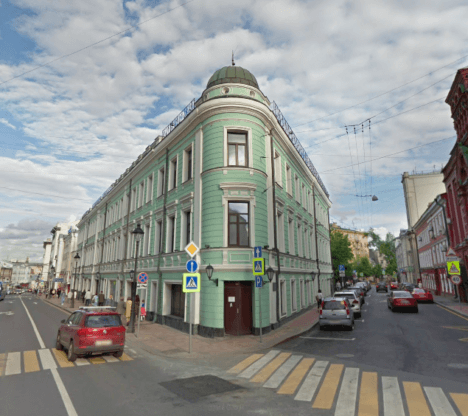 Дома купца Федора Булошникова