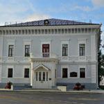 Губернаторский дом (Дом Романовых) в Тобольске