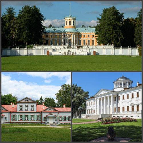 Откройте для себя мир русской усадьбы