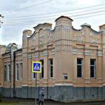 Особняк купца Гладких в Троицке Челябинская обл.