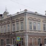 Дом купцов Оверштейнов г. Тюмень