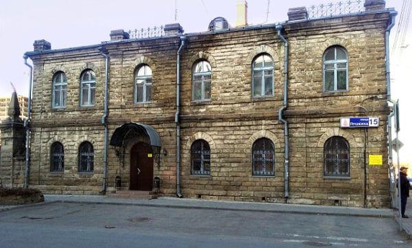Дом А.А. Жемчужникова