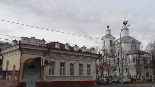 Тюмень дом Машарова