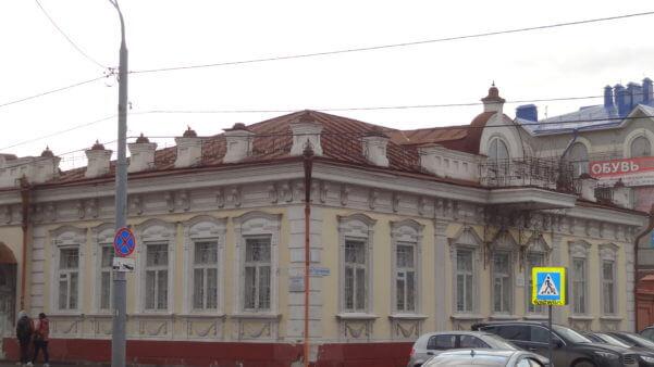 дом машарова тюмень