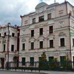 Дом купца Рабиновича Тюмень