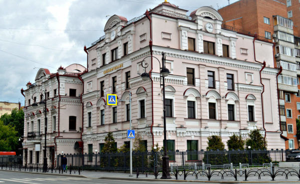 Дом купца Рабиновича