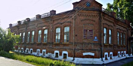 Дом братьев Ченбаевых