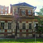 Дом купца Петухова Тюмень