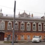 Дом Поповых Тюмень