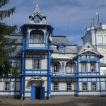 Сгорела усадьба-памятник в Колчаново