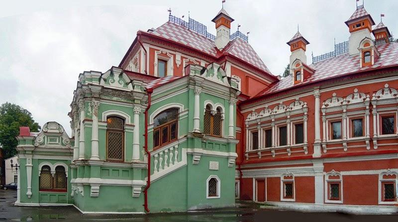 Палаты Юсуповых г. Москва