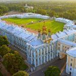 Большой Екатерининский дворец г.Пушкин