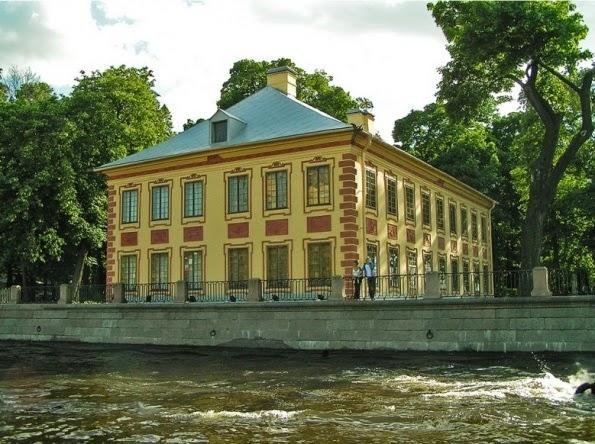 Летний дворец Петра I г. Санкт-Петербург