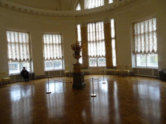 Один из залов Александровский дворец