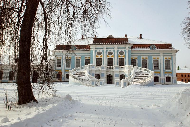 Хмелита - усадьба Грибоедовых, Смоленская обл.