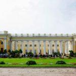 Александровский дворец г.Пушкин