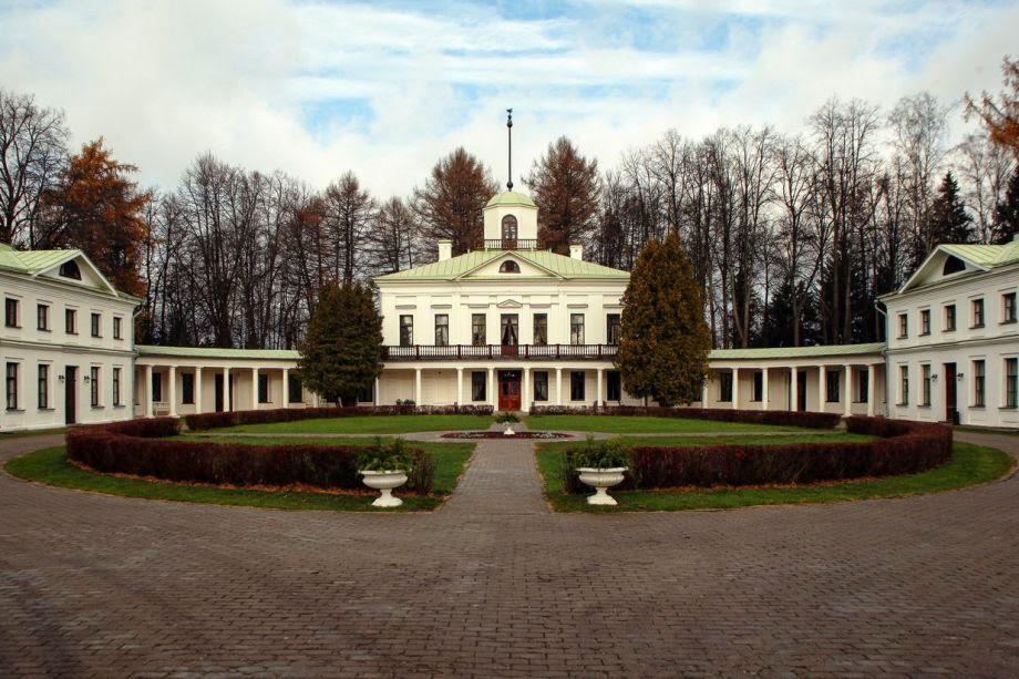 Усадьба Середниково Московская область