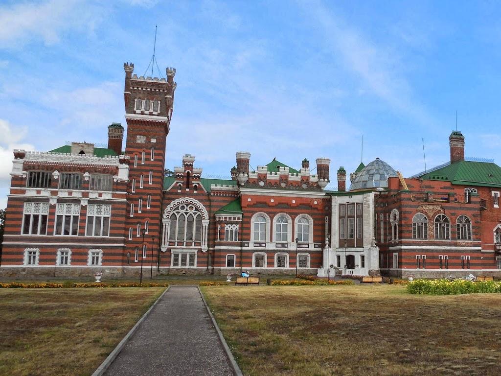 Шереметьевский замок Республики Марий-Эл