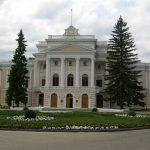 Усадьба князей Барятинских Курской области