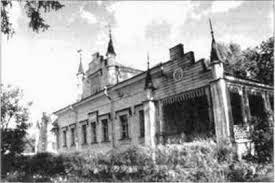 Усадьба Рериха д. Извара Ленинградская обл.