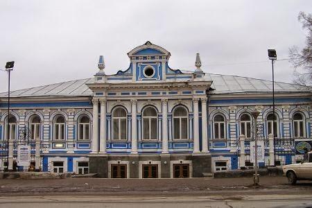 Дом пароходчика Любимова  г. Пермь