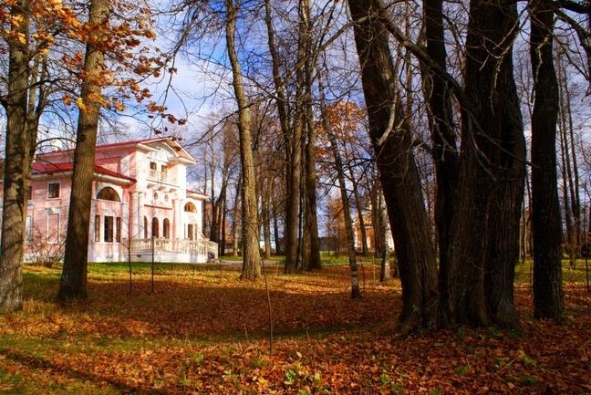 Усадьба Брянчаниновых  Вологодская область