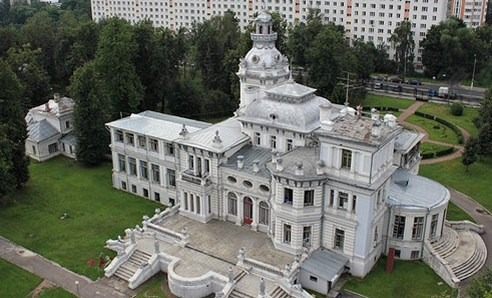 Усадьба Грачевка (Ховрино) Москва