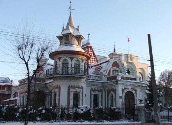 Новостной дайджест «Усадьбы России» №6