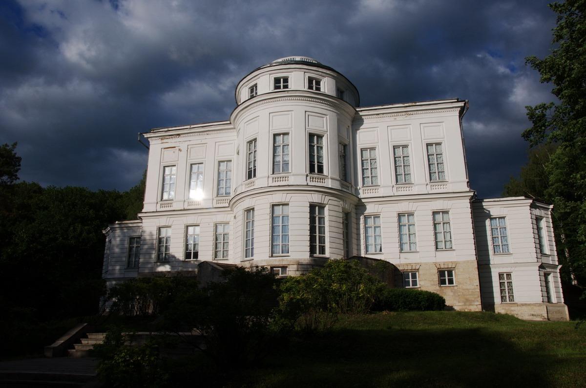 Бобринских дворец