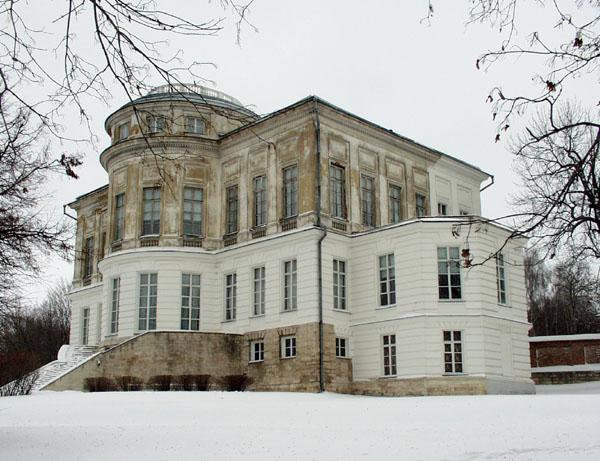 Реставрация дворца