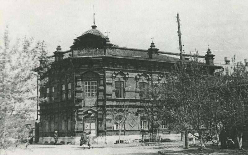 особнякДанилушкина старое фото