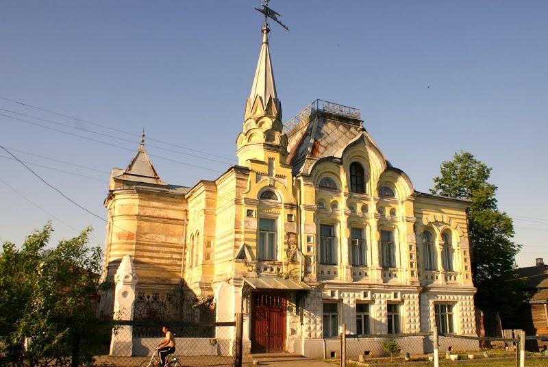 Особняк фабриканта Локалова